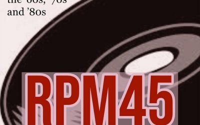B.J. Thomas featured on the RPM45 Podcast
