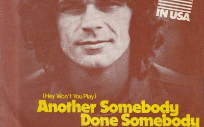 "B.J. Thomas' ""(Hey Won't You Play) Another Somebody Done Somebody Wrong Song"" Celebrates 45th Anniversary"